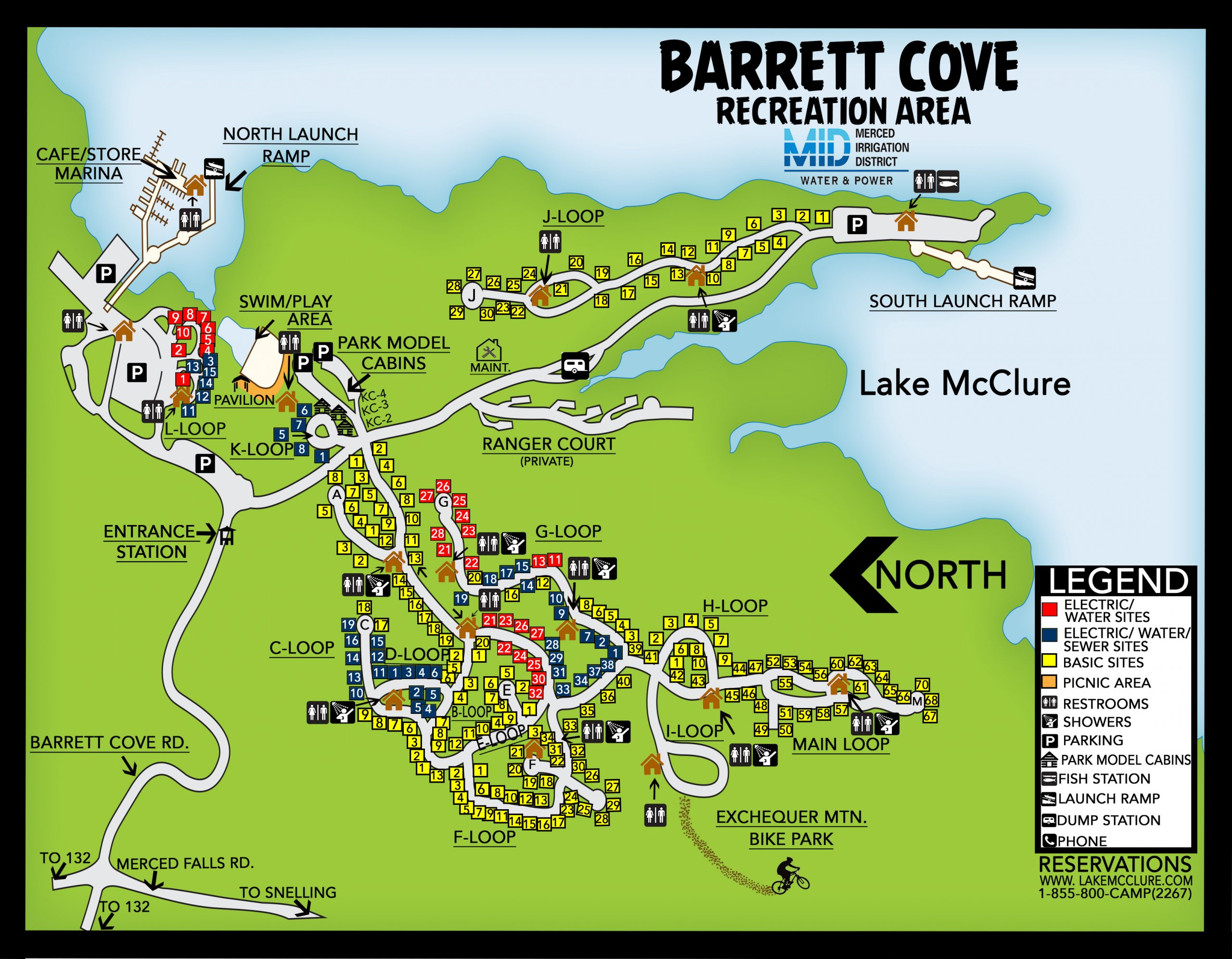 Barrett Cove Recreation Area